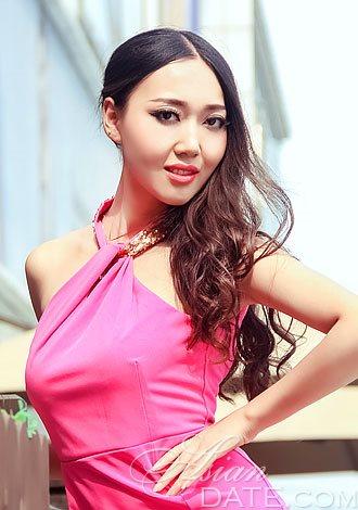 profile chinese women meiqi